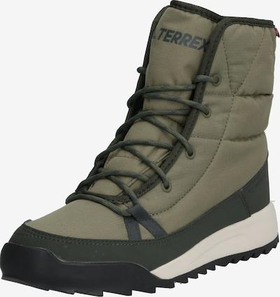 ADIDAS PERFORMANCE Boots 'TERREX CHOLEAH PADD' in de kleur Kaki / Spar, Productweergave