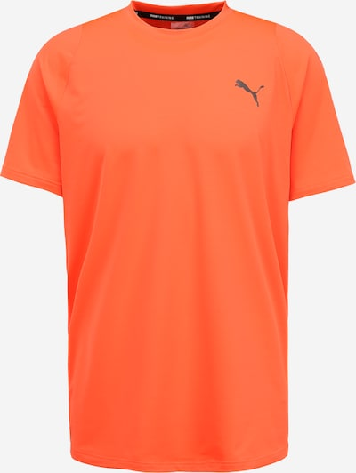 PUMA T-Shirt fonctionnel 'Power' en orange, Vue avec produit