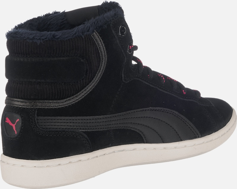 PUMA   Schnürschuh 'Vicky Mid Corduroy' Corduroy' Mid Schuhe Gut getragene Schuhe 633e31