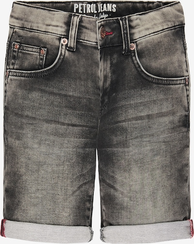 Petrol Industries Jeans-Shorts in grau, Produktansicht