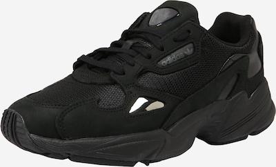 ADIDAS ORIGINALS Sneaker 'Falcon' in schwarz, Produktansicht