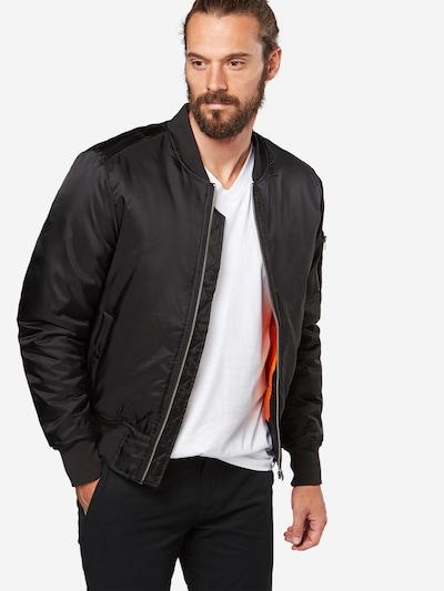 Urban Classics Prechodná bunda - čierna, Model/-ka