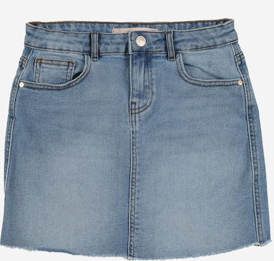 KIDS ONLY Rock 'KONAPPLE DNM SKIRT' in blue denim, Produktansicht