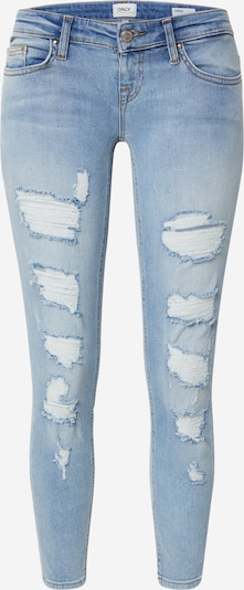ONLY Jeans 'ONLCORAL' in blue denim / hellblau, Produktansicht