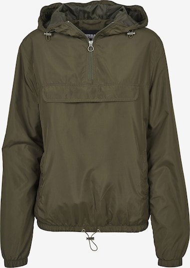 Urban Classics Between-season jacket in olive, Item view