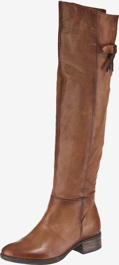JOLANA & FENENA Overknee-Stiefel in braun, Produktansicht