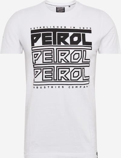 Petrol Industries Tričko - biela, Produkt