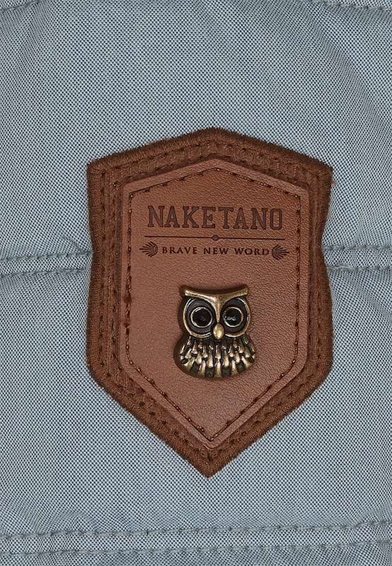 Naketano Jacket in braun   mint    Neue Kleidung in dieser Saison 34b49f