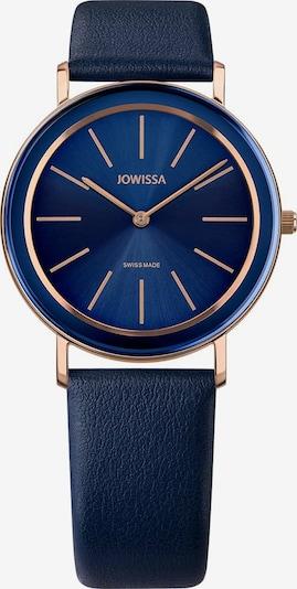 JOWISSA Quarzuhr 'Alto' Swiss Ladies Watch in blau / rosegold, Produktansicht