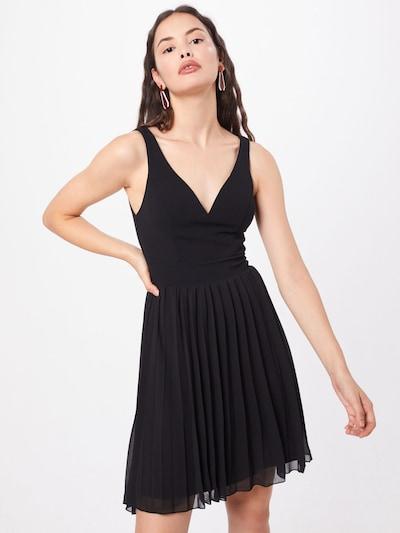 Suknelė iš WAL G. , spalva - juoda: Vaizdas iš priekio