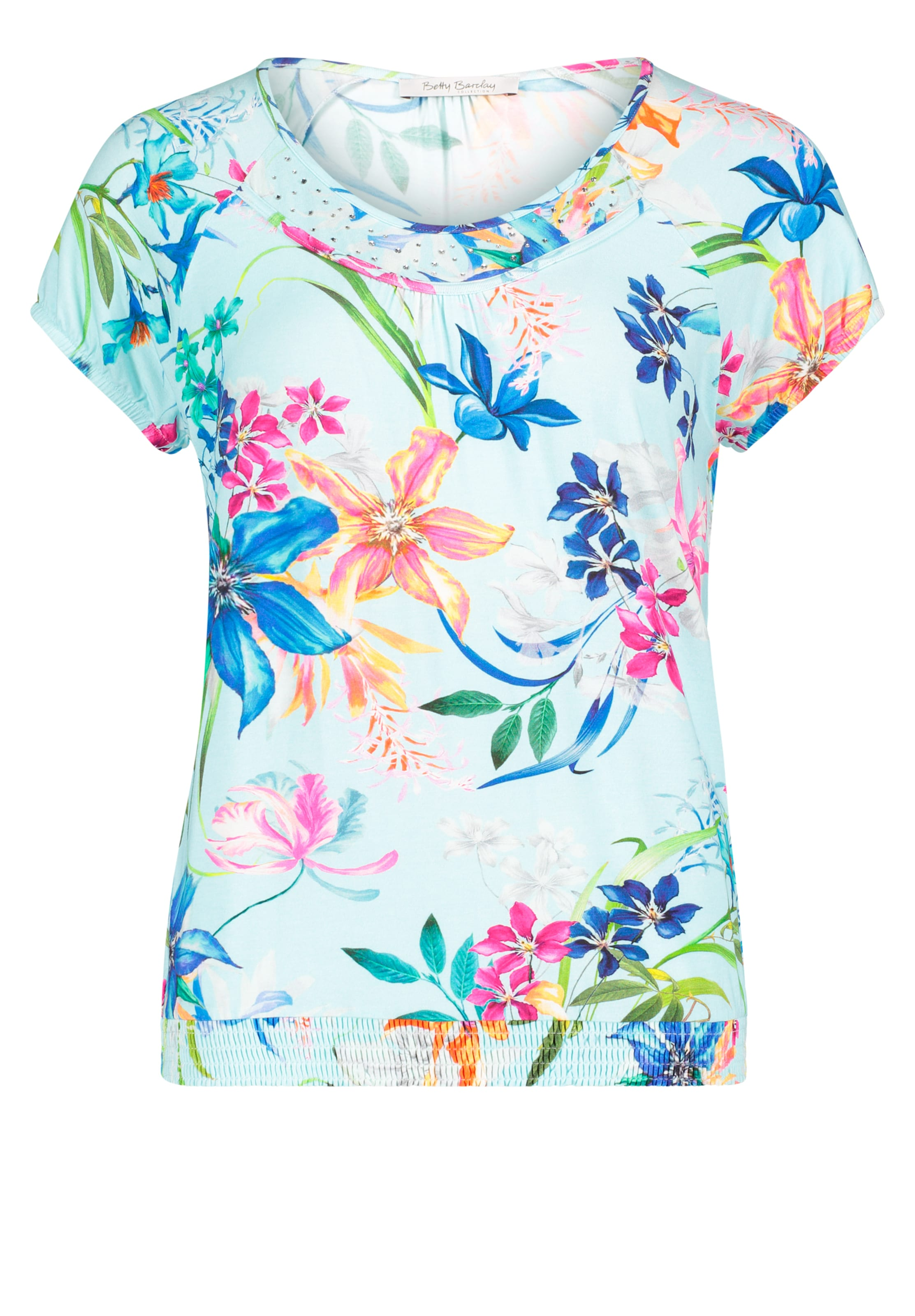 Betty Shirt PastellgrünMischfarben In Barclay Betty 6gYbf7y