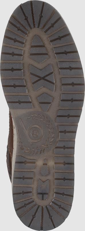 Bugatti Sneaker Made Of Leather