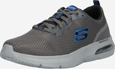 SKECHERS Baskets basses 'Dyna-Air' en bleu / gris foncé, Vue avec produit
