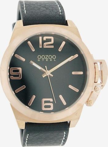 OOZOO Uhr in Grün
