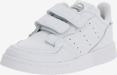 ADIDAS ORIGINALS Baskets en blanc, Vue avec produit