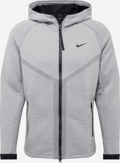 Nike Sportswear Vestes en maille 'Tech Pack' en gris clair, Vue avec produit