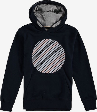 GARCIA Sweatshirt in nachtblau / mischfarben, Produktansicht