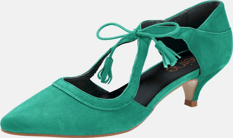 heine Schnürpumps Günstige und langlebige Schuhe