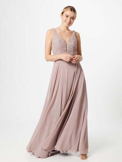 LUXUAR Kleid in mauve, Modelansicht