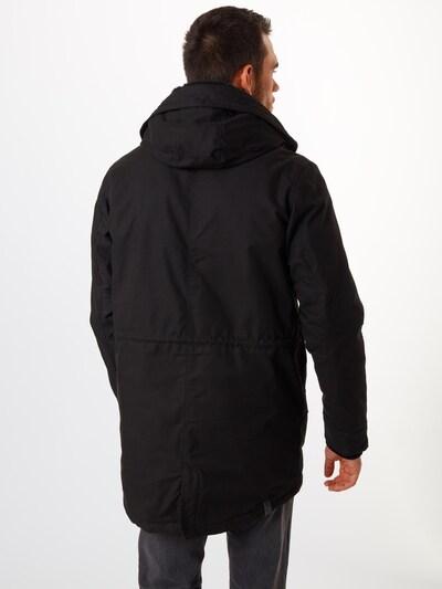 Demisezoninė striukė 'Mr Smith' iš Ragwear , spalva - juoda: Vaizdas iš galinės pusės