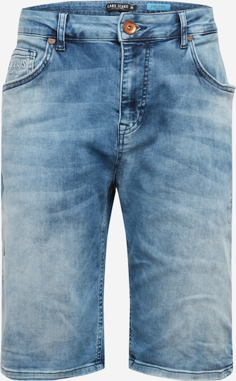 Cars Jeans Džinsi 'Trevor Short' pieejami zils džinss, Preces skats