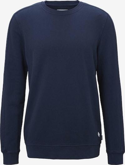TOM TAILOR DENIM Sweatshirt in navy, Produktansicht