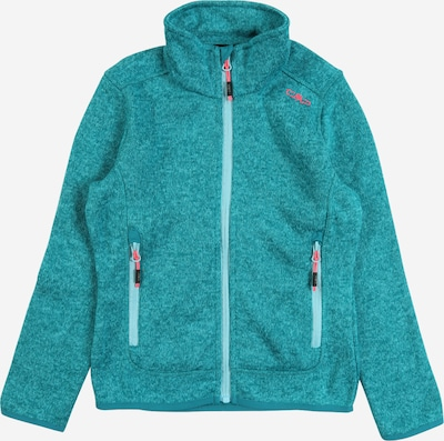 CMP Functionele fleece jas in de kleur Groen, Productweergave