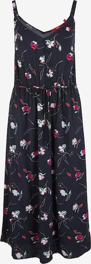 s.Oliver Kleid in dunkelblau / rot / weiß, Produktansicht