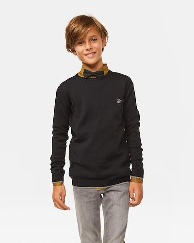 WE Fashion Pullover in schwarz: Frontalansicht