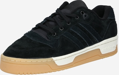 ADIDAS ORIGINALS Sneaker 'Rivalry' in schwarz: Frontalansicht