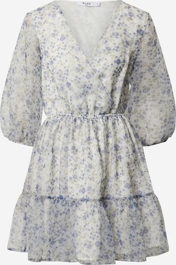 NA-KD Kleid in hellblau / offwhite, Produktansicht