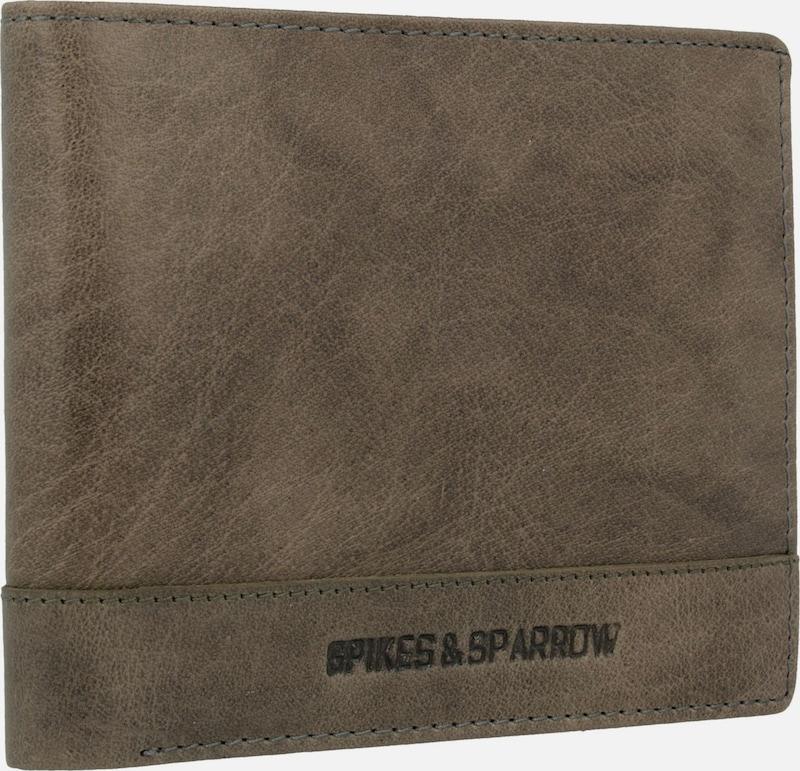 Spikes & Sparrow Bronco Geldbörse Leder 13 cm