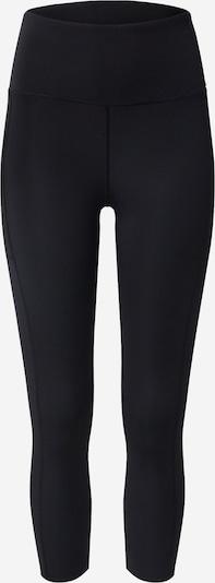 Pantaloni sport Marika pe negru, Vizualizare produs