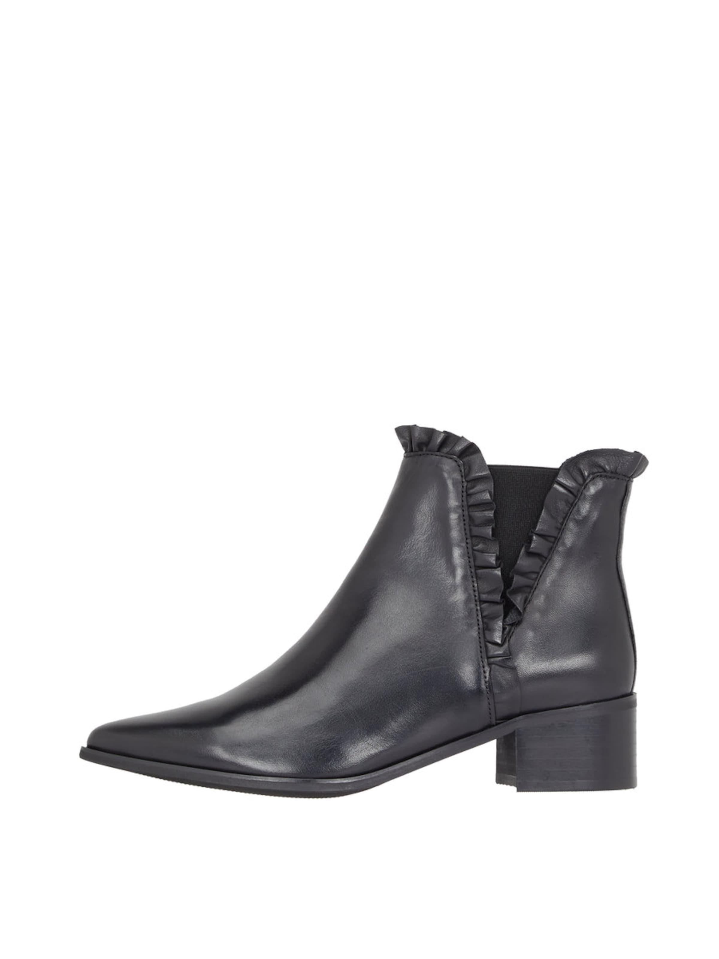 Bianco Stiefel Rüschenleder Verschleißfeste billige Schuhe