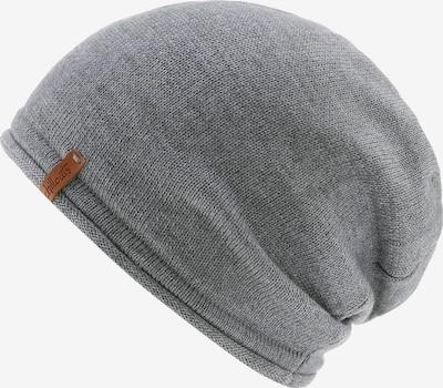 chillouts Mütze 'Leicester Hat' in hellgrau, Produktansicht