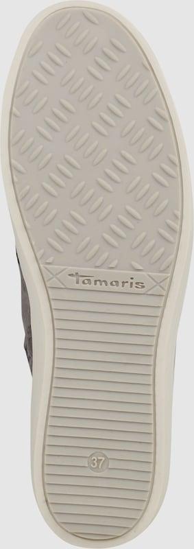 TAMARIS Sneaker im Verschleißfeste Budapester-Look Verschleißfeste im billige Schuhe 9ebd06