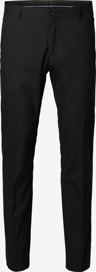 SELECTED HOMME Pantalon à pince en noir, Vue avec produit