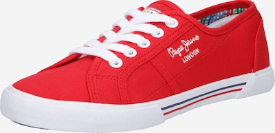 Pepe Jeans Sneaker in rot, Produktansicht
