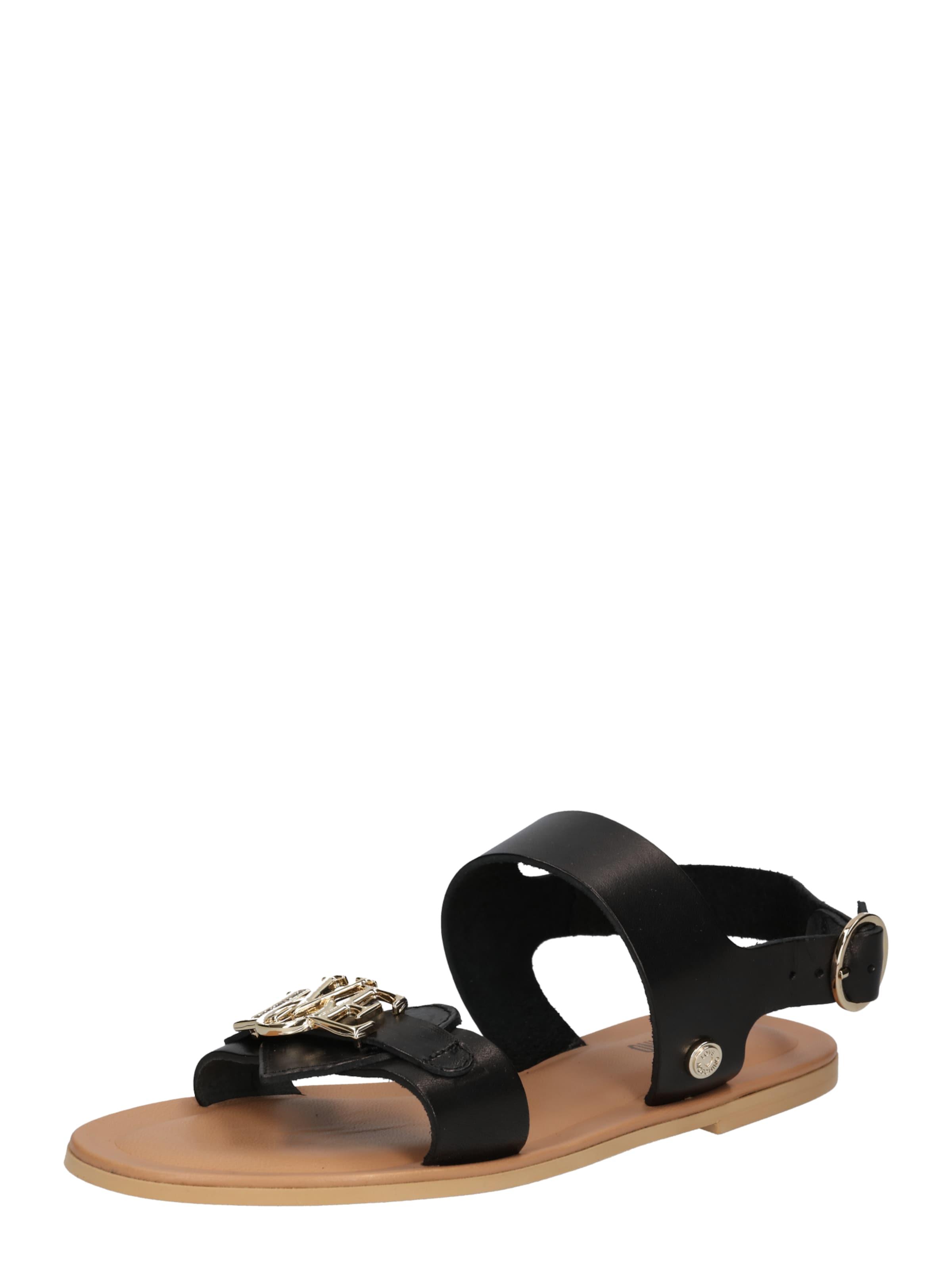 Love Moschino Sandale Verschleißfeste billige Schuhe