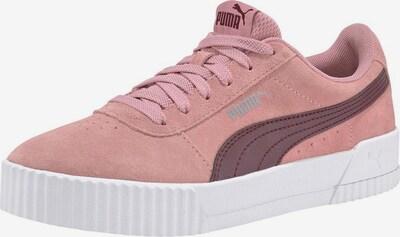 Sneaker low 'Carina' PUMA pe fruct de pădure / roz vechi, Vizualizare produs
