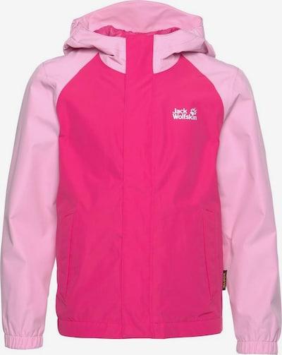 JACK WOLFSKIN Funkcionalna jakna 'Tucan' | svetlo roza / temno roza barva, Prikaz izdelka
