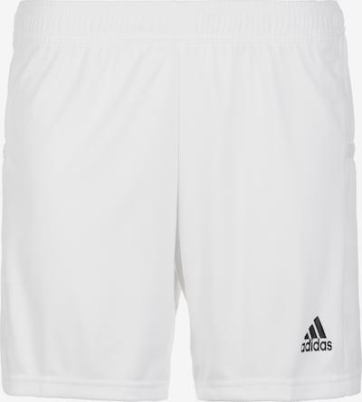 ADIDAS PERFORMANCE Trainingsshort 'Team 19' in weiß, Produktansicht