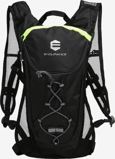 ENDURANCE Rucksack 'Liffey' in schwarz, Produktansicht