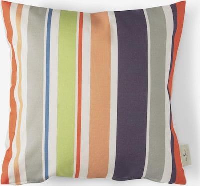 TOM TAILOR Home Kissen mit Streifen-Print in mischfarben, Produktansicht
