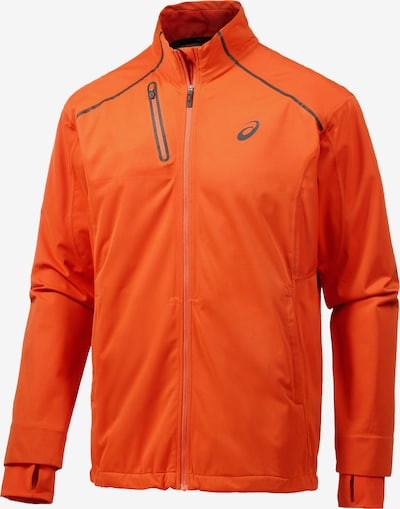 ASICS Laufjacke 'Accelerate' in orange, Produktansicht