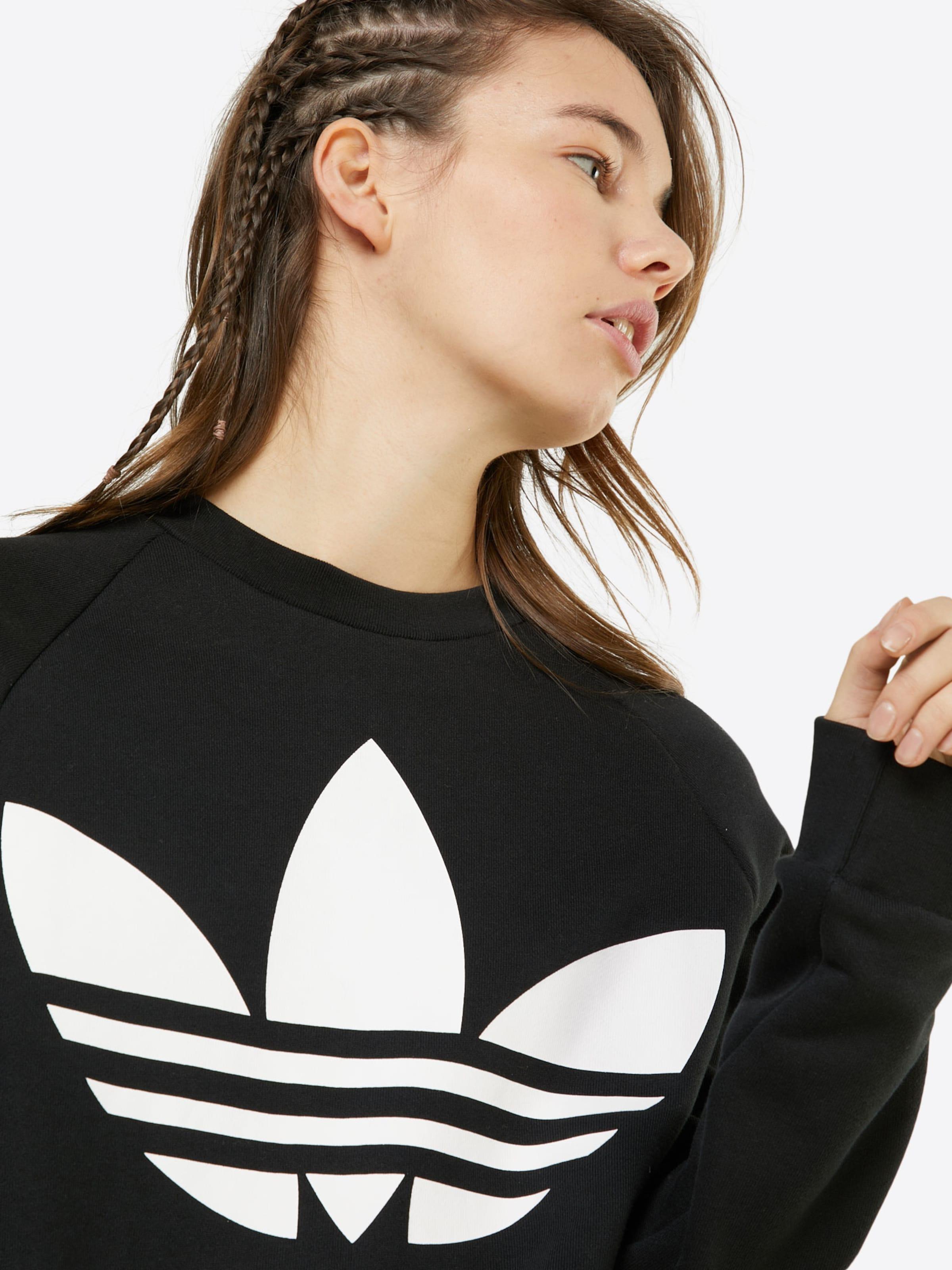 ADIDAS ORIGINALS Oversize Sweatshirt Rabatt Veröffentlichungstermine Freies Verschiffen Outlet-Store mpAD4P5j