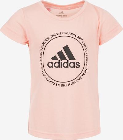 ADIDAS PERFORMANCE Funktionsshirt 'YG TR Prime' in rosa / schwarz, Produktansicht