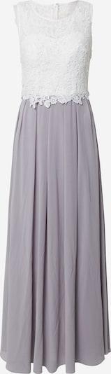SWING Kleid in creme / dunkelgrau, Produktansicht