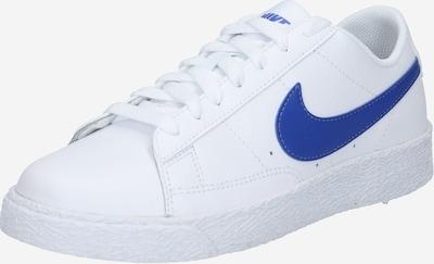 Nike Sportswear Baskets en bleu ciel / blanc, Vue avec produit
