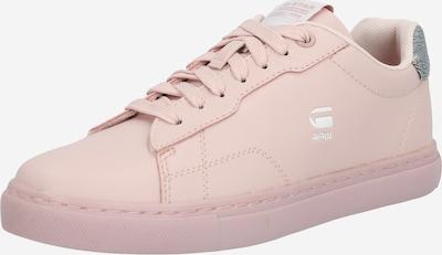G-Star RAW Sneakers laag 'Cadet II' in de kleur Grijs / Rosa / Wit, Productweergave
